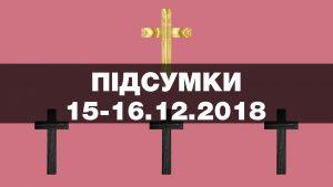 В Україні розбився військовий літак, на Донбасі загинув військовий, обрано очільника об'єднаної української церкви — найважливіші новини вихідних за 60 секунд