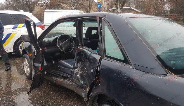 ДТП в Запорожской области: в машине находились мама с младенцем (Фото)