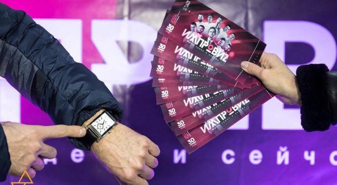 Фінальний концерт туру комедійного шоу IMPROVIZ пройде у Запоріжжі 7 грудня