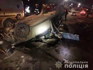 У Запорізькій області смертедьна ДТП: двоє загиблих ще двоє травмовано (фото)