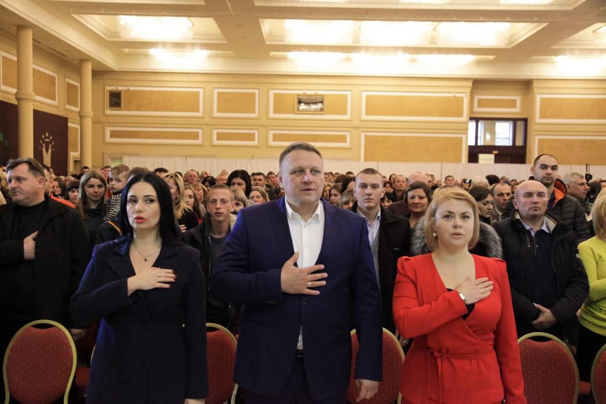 Оксана Туник-Фриз, Александр Шевченко, Ирина Головатенко