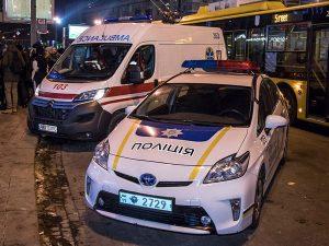 В Запорожской области полицейские помогли роженице безопасно добраться до больницы (Фото)