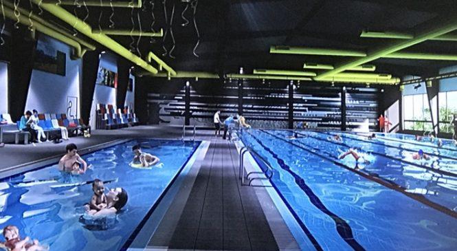 В Запорожской области появится общегородской бассейн (Фото)