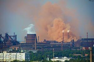 У Запоріжжі зафіксовано перевищення забрудників у повітрі (адреси)