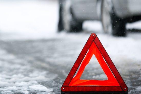 В Запорожской области автомобиль сбил пешехода: старик погиб (Фото)