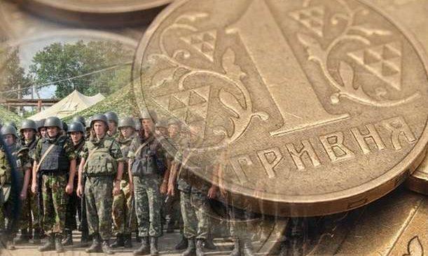 Скільки військового збору заплатили мешканці Запорізької області