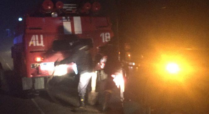 В Запорожской области бойцы ГСЧС вытаскивали скорую помощь и грузовик  (фото)