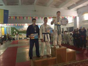 Спортсмен из Бердянска завоевал медаль Международного турнира