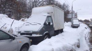 Вниманию автомобилистов: в период ухудшения погодных условий на территории Запорожской области работают места для стоянки транспорта (Список)