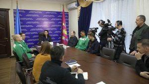 У Запоріжжі відбулася прес-конференція з нагоди Матчу зірок-2019
