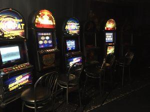 В Запорожской области работал незаконный зал игровых автоматов (Фото)