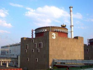 На Запорізькій АЕС система захисту відімкнула один з енергоблоків від мережі