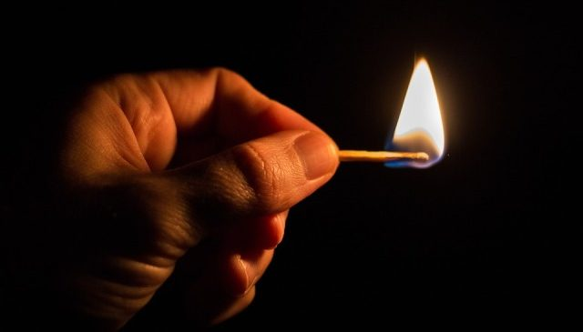 У Запоріжжі троє невідомих намагалися підпалити церкву — це вже третя провокація з початку лютого в регіоні