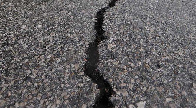 Стало відомо чому у Бердянську почала руйнуватися дорога