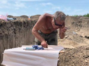 Исследователи запорожской Мамай-Горы собирают деньги на археологические экспедиции в 2019 году (Фото)
