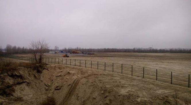 В Запоріжжі починають будувати нову сонячну електростанцію (фото)