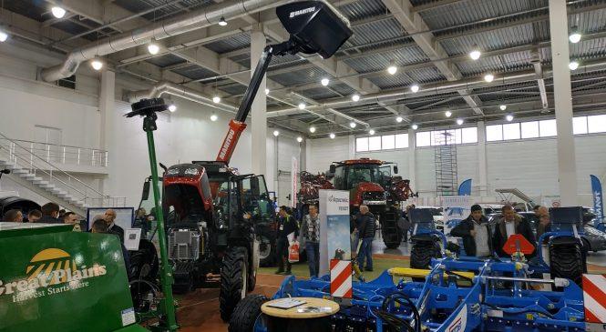 У Запоріжжі проходить агропромислова виставка(ФОТО)