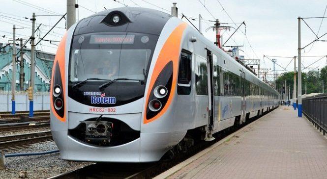 Між Запоріжжям та Маріуполем можуть курсувати швидкісні потяги Інтерсіті – міністр