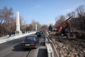 Движение транспорта по отремонтированной части путепровода на проспекте Металлургов открыто (Фото)