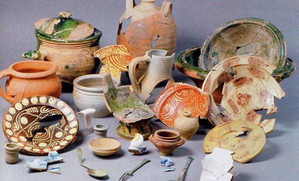 В Пологовском музее пополнение среди археологических экспонатов