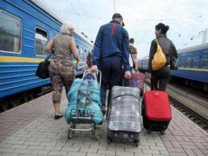 Скільки переселенців мешкає на території Запорізької області
