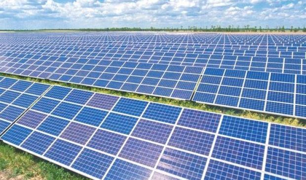 Под Запорожьем экс-менеджеры Ахметова получили 60 га под солнечную станцию