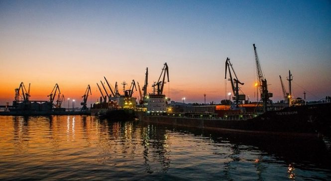 НАБУ приходило з обшуками у порт «Бердянськ»