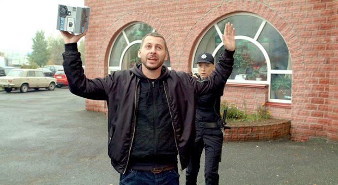 Известный ведущий родом из Бердянска снялся в новом комедийном сериале (Фото)