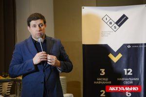 Александр Константинов: «Надеюсь, Запорожье скоро станет лидером не только в металлургии, но и в инновационных отраслях»