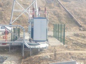 Строительство первой в Запорожской области мини-ГЭС на р. Сухая Московка профинансировал «Укргазбанк» (Фото)