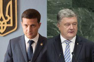 Володимир Зеленський погодився на дебати з Петром Порошенко: хоче провести їх на НСК «Олімпійський» (відео)