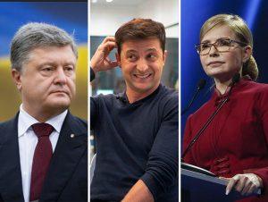 Соціологічні рейтинги за тиждень до виборів: Порошенко збільшив відрив від Тимошенко