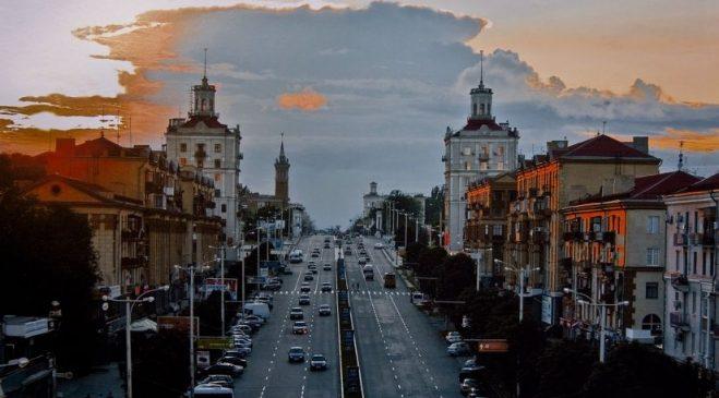 У Запоріжжі презентували концепцію архітектурного середовища «Код міста».