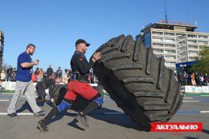 В Мелитополе установили ряд спортивных рекордов Украины