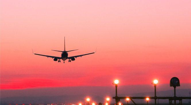 За три місяці року запорізьким аеропортом скористалися майже 100 тисяч пасажирів