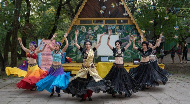 На острове Байда 17-19 мая состоится фестиваль ПРАНА weekend