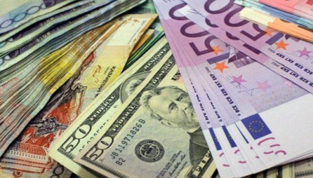 Курсы валют на среду