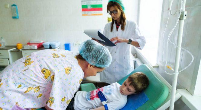 В 5-й детской горбольнице появится  современный детский консультативно-диагностический центр (Фото)