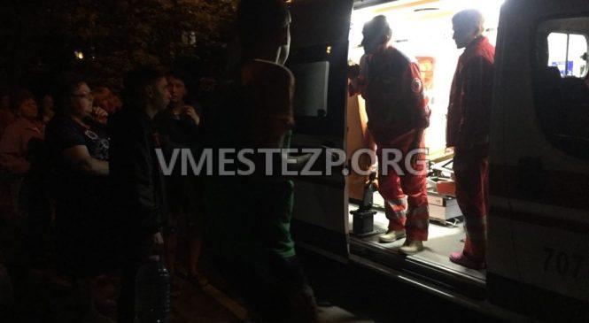 В Запорожье грабитель зверски избил женщину (ФОТО)