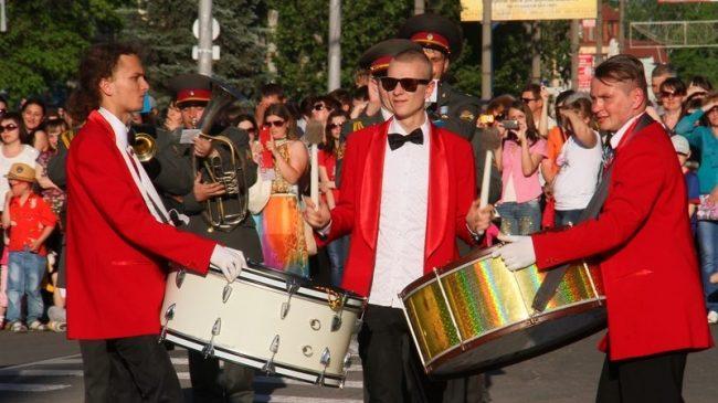 В Запорожской области прошел фестиваль музыки