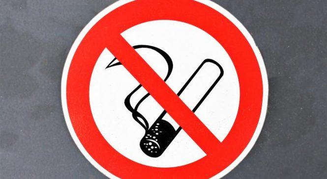 В Мелитополе студентку осудили за курение в неположенном месте