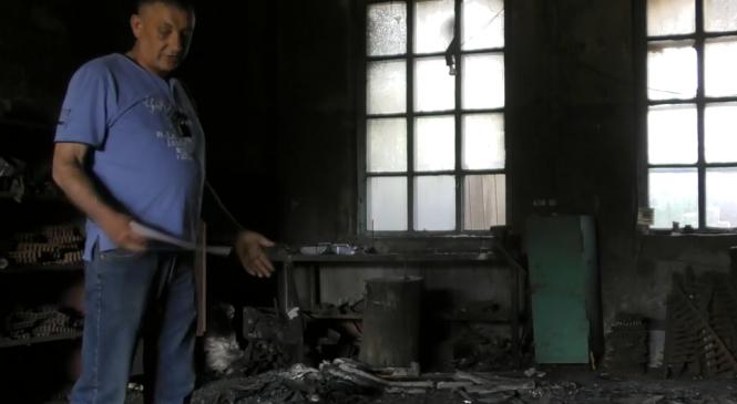 Пытки и поджог гаража: предприниматель из Запорожской области рассказал о нападении вымогателей (ВИДЕО)